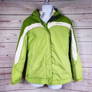 Columbia Interchangeable lined winter jacket L
